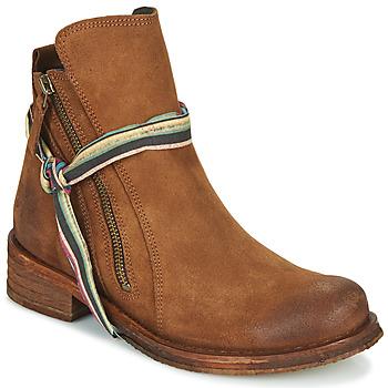 Shoes Women Mid boots Felmini COOPER Camel