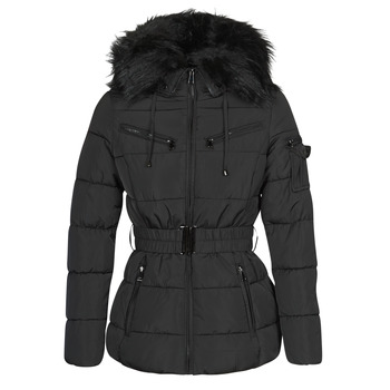 material Women Duffel coats Betty London NANCEY Black