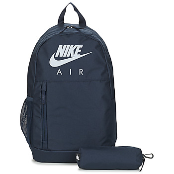 Bags Rucksacks Nike Y  ELMNTL BKPK - GFX FA19 Blue