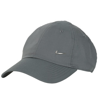 Accessorie Caps Nike U NSW H86 METAL SWOOSH CAP Grey