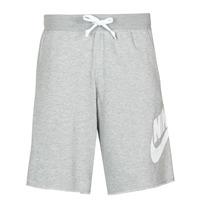 material Men Shorts / Bermudas Nike M NSW SCE SHORT FT ALUMNI Grey