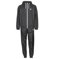 material Men Tracksuits Nike M NSW SCE TRK SUIT HD WVN Black