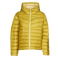 material Women Duffel coats Nike W NSW WR LT WT DWN JKT Kaki