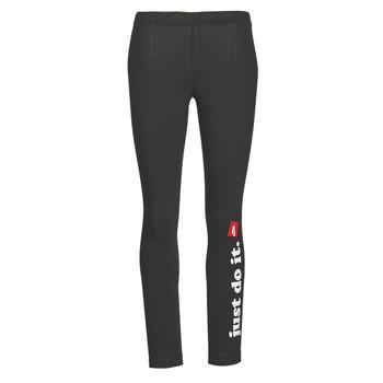 material Women leggings Nike W NSW LGGNG CLUB Black