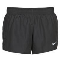 material Women Shorts / Bermudas Nike W NK 10K SHORT Black