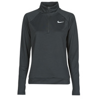 material Women Long sleeved shirts Nike W NK PACER HZ Black