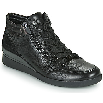 Shoes Women High top trainers Ara LAZIO-ST-HS Black