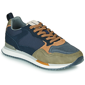 Shoes Men Low top trainers HOFF COPENHAGEN Blue