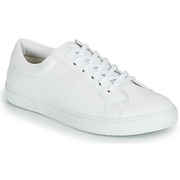 Shoes Women Low top trainers Dream in Green NANIS White
