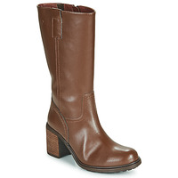 Shoes Women Boots Dream in Green NISCUIT Brown