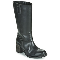 Shoes Women Boots Dream in Green NISCUIT Black