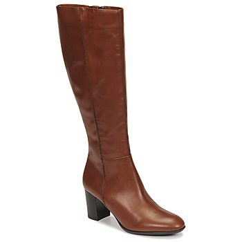 Shoes Women Boots Fericelli NAVAROIS Camel