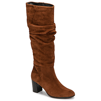 Shoes Women Boots Fericelli NEIGNET Camel