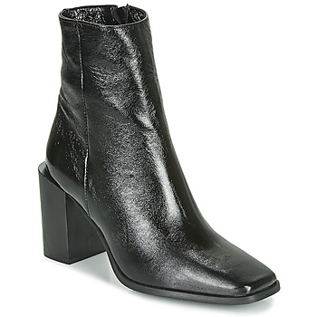 Shoes Women Ankle boots Fericelli NRETZEL Black