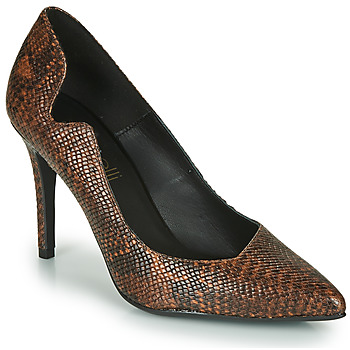 Shoes Women Court shoes Fericelli NANELE Brown