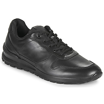 Shoes Men Low top trainers Casual Attitude NOUCHE Black