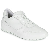 Shoes Men Low top trainers Casual Attitude NOUCHE White