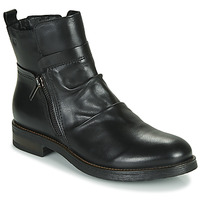 Shoes Women Mid boots Casual Attitude NERMITE Black