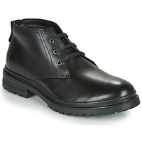 Shoes Men Mid boots Casual Attitude NENDAME Black