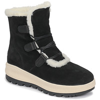 Shoes Women Mid boots Casual Attitude NAREIGNE Black