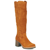 Shoes Women Boots Casual Attitude HAPI Camel