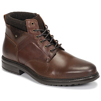Shoes Men Mid boots Casual Attitude NAPILLON Brown