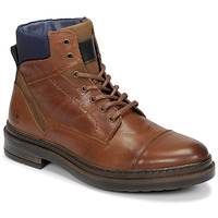 Shoes Men Mid boots Casual Attitude NYSOPE Camel