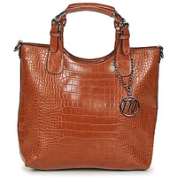 Bags Women Handbags Moony Mood EMIRA CROCO Brown