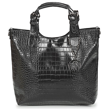 Bags Women Handbags Moony Mood EMIRA CROCO Black