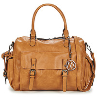 Bags Women Shoulder bags Moony Mood NUDI Cognac
