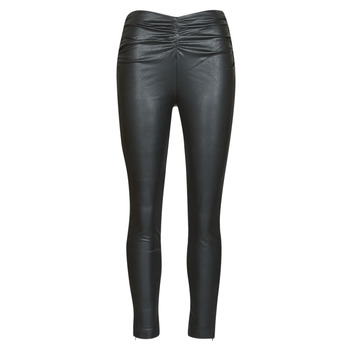 material Women leggings Guess FAJR LEGGING Black