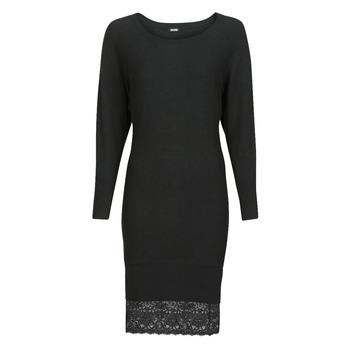 material Women Short Dresses Guess CELINE Black