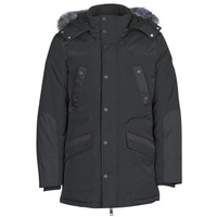 material Men Parkas Guess COOL WINTER Black