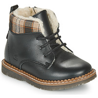 Shoes Boy Mid boots Citrouille et Compagnie JAMBOUT Black