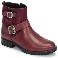 Shoes Girl Mid boots Citrouille et Compagnie NIVOLE Bordeaux