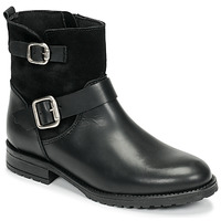 Shoes Girl Mid boots Citrouille et Compagnie NIVOLE Black