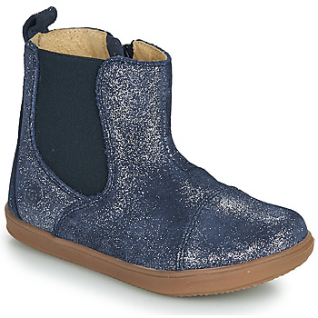 Shoes Girl Mid boots Citrouille et Compagnie FEPOL Marine
