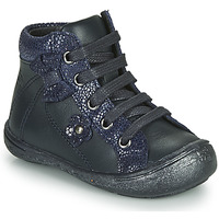 Shoes Girl High top trainers Citrouille et Compagnie NASTO Marine