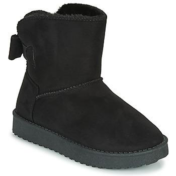 Shoes Girl Mid boots Citrouille et Compagnie NOCHO Black