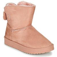 Shoes Girl Mid boots Citrouille et Compagnie  Pink