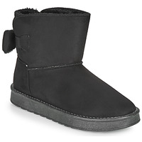 Shoes Women Mid boots Moony Mood NOWER Black