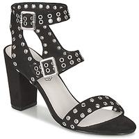 Shoes Women Sandals Les Petites Bombes GLAILEUL Black