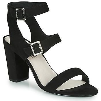 Shoes Women Sandals Les Petites Bombes GRACE Black