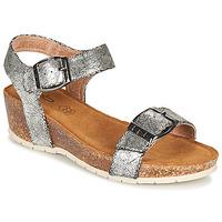 Shoes Women Sandals Les Petites Bombes NARCISS Silver