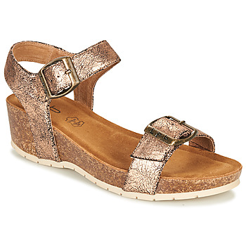 Shoes Women Sandals Les Petites Bombes NARCISS Bronze