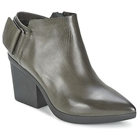 Shoes Women Low boots Vic REVEBE Grey