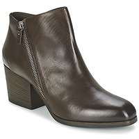 Shoes Women Low boots Vic ASSINOU Brown