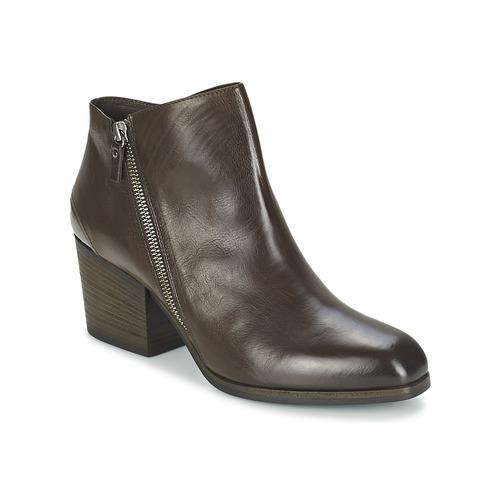 Shoes Women Low boots Vic ASSINOU Brown