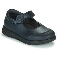 Shoes Girl Ballerinas Pablosky 334020 Blue