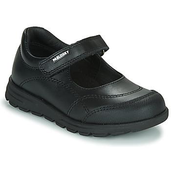 Shoes Girl Ballerinas Pablosky 334210 Black